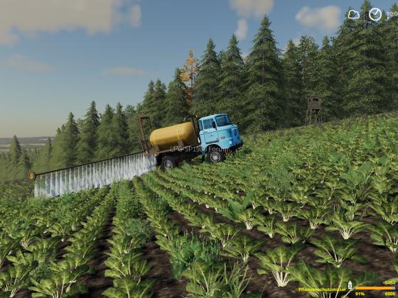 Pflanzenschutz ist wichtig!